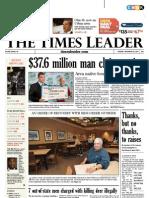 Times Leader 11-29-2011