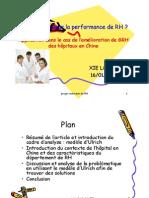 Comment évaluer la performance RH