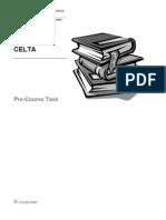 CELTA Precourse Task New