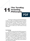 TurnKey Investing Philosophy (TurnKey Investor Series)