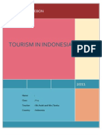 Tourism in Ndonesia
