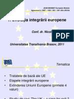 Tema 1 Evolutia UE