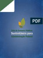 Cartilha Compras Publicas Sustentaveis
