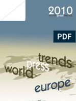 WAN IFRA - World Press Trends Europe 2010