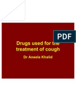 Drug Used for the Treatment of Cough_Dr.anila