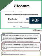 NETCOMM - Multi Channel Forum Marzo 2011