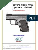 Pieper Bayard Model 1908 Pistol Explained
