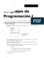 Clase Threads Lenguajes Programacion