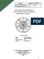 LAPORAN PRAKTIKUM MIKROBIOLOG2