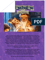 Dominion Alchemy GameRules