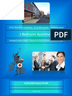 1 Bedroom apartment in Preston