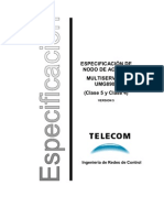 Especificacion UMG8900 C4&C5 - VER5