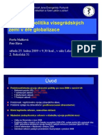 Zdravotni politika visegradskych zemi v éře globalizace-Pavla Maskova, Petr Háva