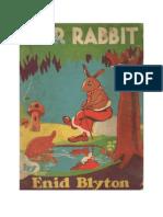 Blyton Enid Brer Rabbit by Enid Blyton 1940 Original)