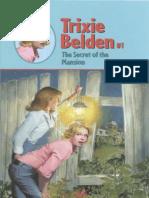 Trixie Belden #1 The Secret of the Mansion - Julie Campbell