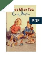 Blyton Enid Tales After Tea 1948