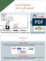 Social Media Parents Online