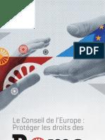 Rapport du Conseil de l'Europe sur les Rroms