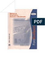 Manual Do Proprietario ECOSPORT 2008