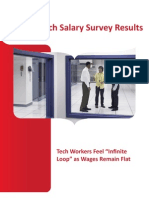 2010-11 Tech Salary Survey Results