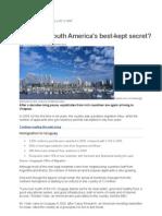 South America's Best-kept Secret
