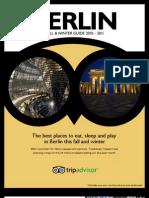 TA Berlin Guide