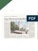 """111126 kölner stadtanzeiger """"Neuer Plan ist noch Zukunftsmusik"""""""