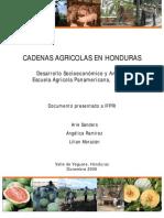 Honduras-cadenas