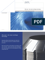 Alfa Laval Disc Stack Centrifuge Techonology