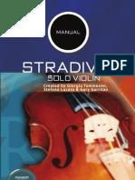 Stradivari User Manual