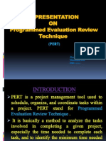 Pert Ppt Presentation