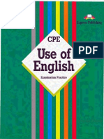 CPE Use of English Examination Practice Student's Book