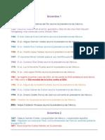 EFEMERIDES DE DICIEMBRE 2