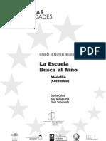 Escuela Busca Nino Medellin