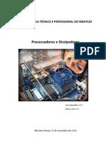 Processadores e Dissipadores