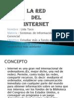 La Red Del Internet..