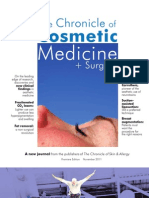 The Chronicle of Cosmetic Medicine+Surgery Q4 2011