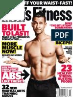 Mens Fitness - December 2010 & January 2011-TV