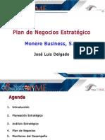 Plan de Negocios Estrategico