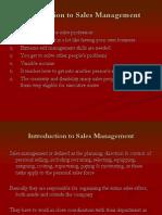 24201338 Sales Management