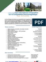 2eme Appel a Papiers CEM2012