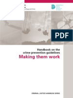 Handbook on the Crime Prevention Guidelines - Making Them Work ANG