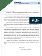 Orientações sobre as atividades de alfabetização MÓDULO 1