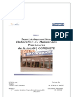 Rapport Conquete 2009 Hanane