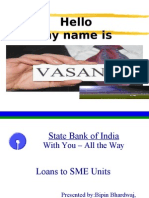 Sbi Bank Ppt