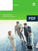 TCS Procurement Platform BPO Solution Brochure v2.2