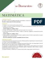 Exame Discursivo-2011 MAT