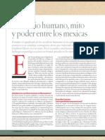 Sacrificio Humano Mito y Poder Entre Los Mexicas