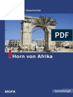 Geschichte Horn Von Afrika