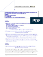 Historia del Arte - Junio PAU 2003/2004 *RESUELTO